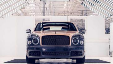 Mobil Sedan Bentley Mulsanne Akan Pensiun, Hanya Produksi 30 Unit Untuk Edisi Terakhirnya