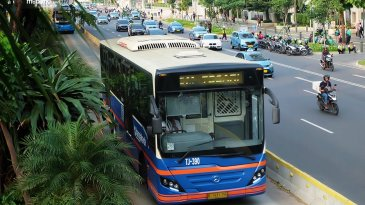 Masuk Babak Baru Fase Transisi, Puluhan Rute Transjakarta Mulai Beroperasi Kembali