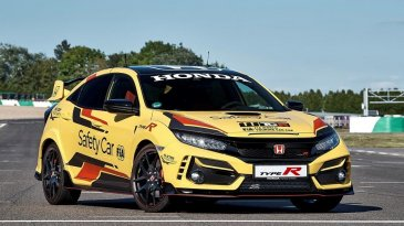 Resmi, Honda Civic Type R Limited Edition Jadi Safety Car WTCR 2020