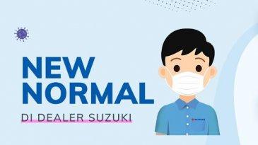 Diler Mobil dan Motor Suzuki Terapkan Protokol Kesehatan