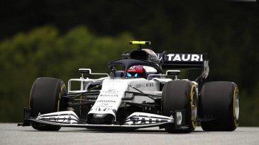 Finish di Urutan ke 7 GP Austria, Honda Raih Poin Perdana di Balap F1 2020