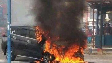 Apakah Mobil Terbakar Karena Kejahatan Ditanggung Asuransi?