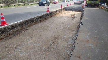 Hati-hati, Bulan Ini Banyak Pekerjaan Rekonstruksi Jalan Tol Jagorawi!