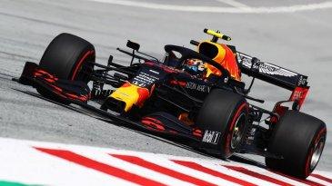 Tampil di Seri Kedua F1 GP Styria, Tim Honda Raih Podium Perdana