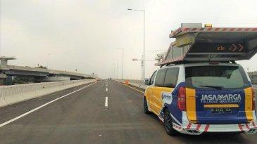 Hawkeye 2000 Sukses Melakukan Olah Data 626 Km Jalan Tol Jasa Marga