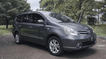 Review Nissan Grand Livina 1.5 XV 2012: Low MPV Menyajikan Berkendara Fun To Drive