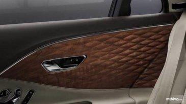 Panel Kayu 3 Dimensi Berhasil Diciptakan Bentley