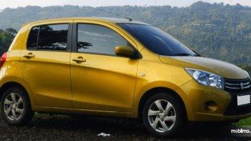 Review Suzuki Celerio 1.0 MT 2015: Mobil Hatchback Lincah Suspensi Stabil