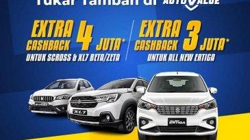Suzuki Auto Value Perpanjang Program Trade In Extra Cashback Rp 4 Juta