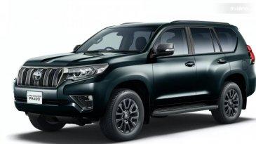 Suntikan Performa Diberikan Pada Toyota Land Cruiser Prado