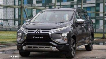 Teknologi Suspensi Mitsubishi Xpander Seempuk Sedan, Ini Rahasianya