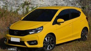Penjualan Mobil Honda Bulan Juli 2020 Naik 62%, Brio Satya Jadi Penopang