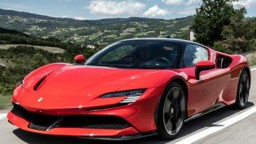 Pengiriman Mobil Ferrari SF90 Stradale Plug-In Hybrid Tertunda Karena Pandemi Covid-19