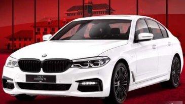 2 Mobil Baru BMW Diluncurkan Edisi Spesial Kemerdekaan Ke 75 Indonesia