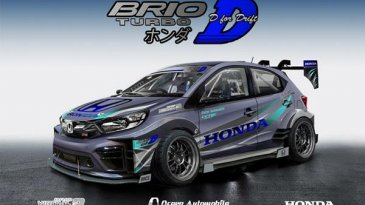 Honda Brio Virtual Modification #3, Ini Pemenangnya!