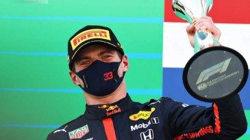 Balapan di GP Spanyol, Pembalap Honda Max Verstappen Raih Podium Kedua