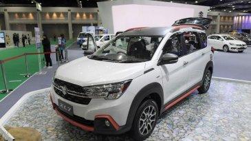 Ekspor Meningkat Tajam, Suzuki XL7 Makin Diminati Dunia