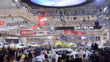 Pameran GIIAS 2020 Batal, Ini Tanggapan Mitsubishi Dan Toyota