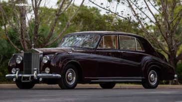 Pertama Di Dunia, Mengenal Mobil Rolls-Royce Phantom Electric