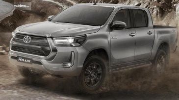 Toyota Hilux Terbaru Ditargetkan Per Bulan Penjualan Capai 600  Unit