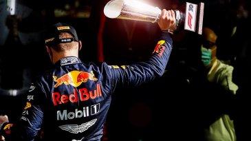 F1 2020 GP Belgia, Pembalap Honda Max Verstappen Raih Podium Keenam