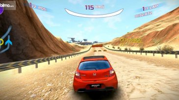 Mobile Game Brio Virtual Drift Challenge, Kerjasama Antara HPM & Gameloft