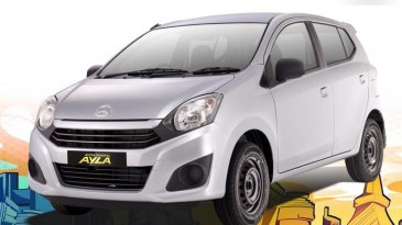 Review Daihatsu Ayla 1.0 D MT 2020