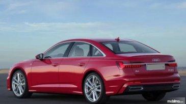 Mobil All New Audi A6 Resmi Diboyong Ke Indonesia, Banyak Fitur Modern Lho