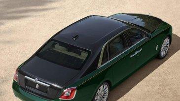 Rolls-Royce Ghost Extended, Mobil Sedan Mewah Punya Kabin Kayak Jet Pribadi