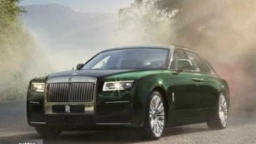 Mobil Sedan Mewah Rolls-Royce Dibuat Lebih Panjang Jadi Tambah Nyaman