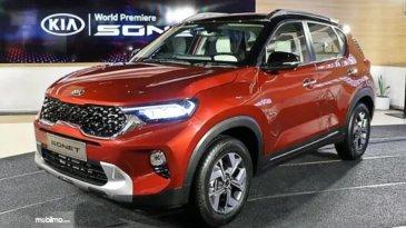 Mobil SUV Kompak KIA Sonet Ternyata Telah Terdaftar Di Indonesia