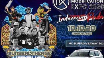 IMX 2020 Bareng Dengan Harbolnas, Ada Diskonan Spare Part Lho