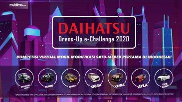Daihatsu Dress-Up Challenge 2020 Tahun Ini Dilakukan Secara Virtual