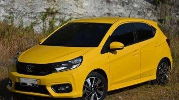 Honda Brio Jadi Yang Terlaris Di Indonesia, Bahkan Kuasai 2 Segmen Sekaligus