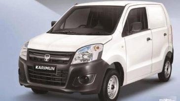 Spesifikasi Mobil Suzuki Karimun Wagon R Blind Van 2015 : Kendaraan Pekerja Keras Dengan Kargo Luas