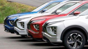 Mitsubishi Motors Targetkan 50% Mobil Listrik di 2030