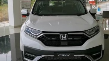 Honda CR-V Generasi Terbaru, Ada Fitur Baru Dengan Teknologi Mumpuni