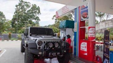 Tambah Lagi 10 SPBU di Lampung Yang Menjual Pertamax Turbo