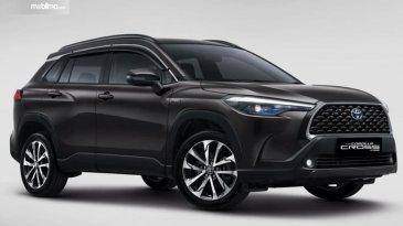 Spesifikasi All New Toyota Corolla Cross Hybrid 2020 : Irit BBM Teknologi Canggih