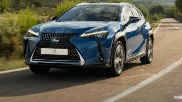 Spesifikasi Lexus UX 300e 2020: Mobil Full Listrik Dengan Fitur Dan Teknologi Canggih