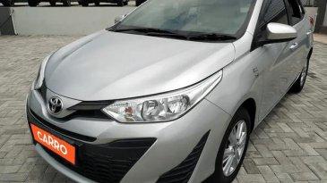 Spesifikasi Mobil Toyota Yaris E CVT 2018 : Irit BBM Dengan Desain Menarik