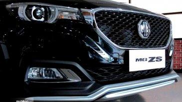 MG ZS Versi Modifikasi, Tampilan Beda Dengan Tambahan Aksesoris Menarik