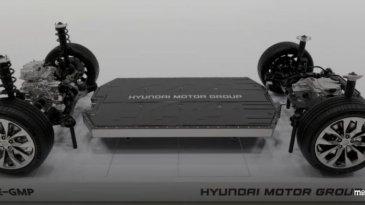 Platform Mobil Listrik Baru E-GMP Diluncurkan Hyundai, Apa Keunggulannya?