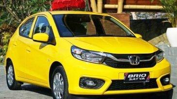 Bulan November 2020 Penjualan Honda Brio Mengalami Peningkatan