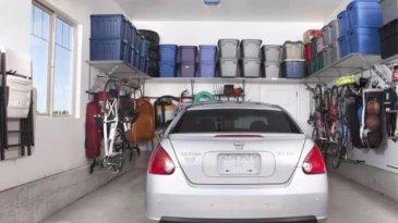 Ingat, Menjaga Garasi Mobil Tetap Bersih Dan Rapi Ternyata Mudah Lho