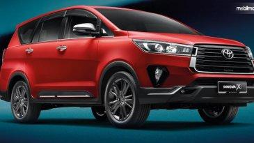 Toyota Innova Versi Malaysia Dihadirkan, Punya Fitur Canggih Dan Harga Lebih Murah