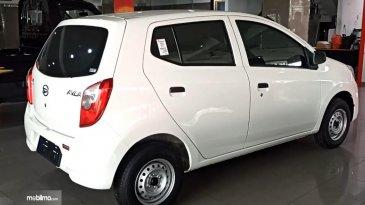 Tahun Baru Mobil Baru, Beli Daihatsu Ayla Mulai Rp. 102 Juta