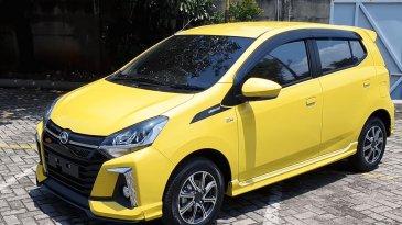 Spesifikasi Mobil Daihatsu Ayla 1.2 R Deluxe AT 2020 : Hatchback Perkotaan Fitur Lebih Lengkap