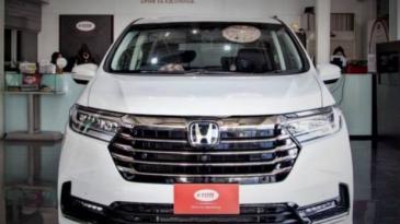 Resmi Hadir Di Thailand, Ini Fitur Dan Performa Honda Odyssey Facelift