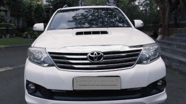 Spesifikasi Toyota Fortuner G VNT 2014 : Mobil SUV Fitur Mumpuni Dan Nyaman